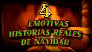 4 Emotivas historias reales de navidad