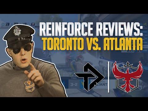 Toronto Defiant vs. Atlanta Reign - Reinforce Reviews Summer Showdown!