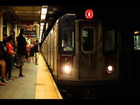 IRT Eastern Parkway Line: 1999 Bombardier R-142 #1231 4 train recording!