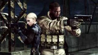 Resident Evil: 5 Gold Edition OST: Desperate Escape: First Escape (Loop)