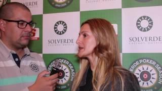 Filipa Lemos Lidera Dia 1 Main Event Solverde Poker Season 2016