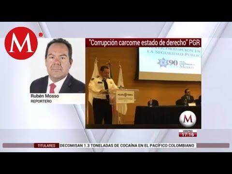'corrupción-carcome-estado-de-derecho':-pgr