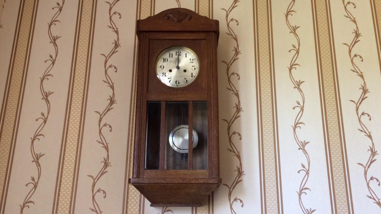 Настольные часы с боем ОЧЗ