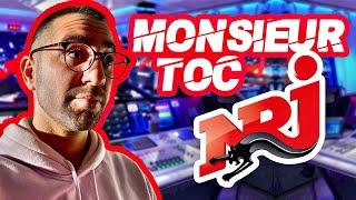 🎙 Monsieur Toc sur NRJ 💥 Mon passage en LIVE sur RADIO STREAM avec BRAK et LOUIS !