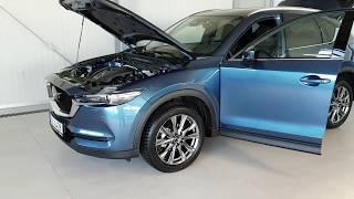 Получаю новую Mazda CX-5 Takumi Plus 2019 год - первые впечатления