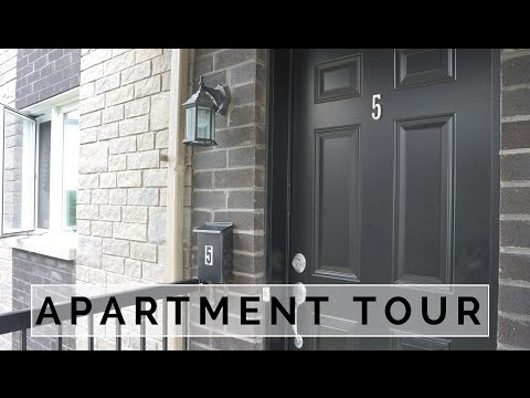 APARTMENTS TOUR | BEFORE