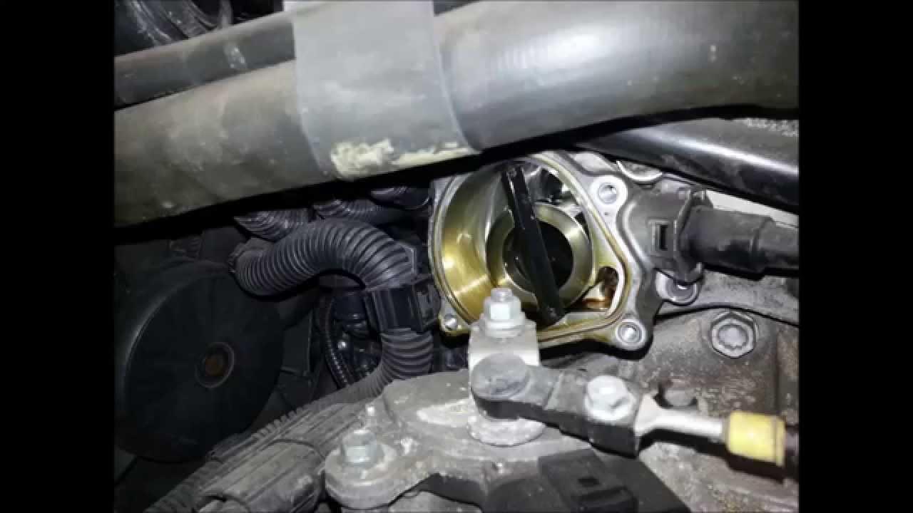 Volkswagen Jetta Oil Leak Vacum Pump Youtube 9910 Vw Beetle Golf Sending Unit Electric Gas Fuel