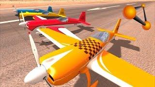 Accidentes De Aviones !! BeamNG Drive