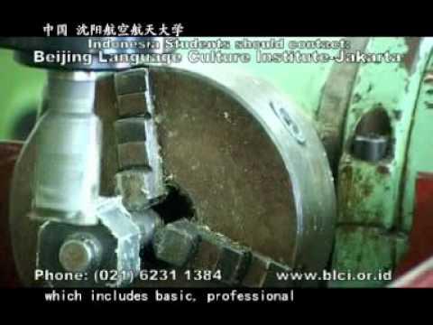 Undergraduate and Postgraduate degree with English Teaching Medium at Shenyang Aerospace University