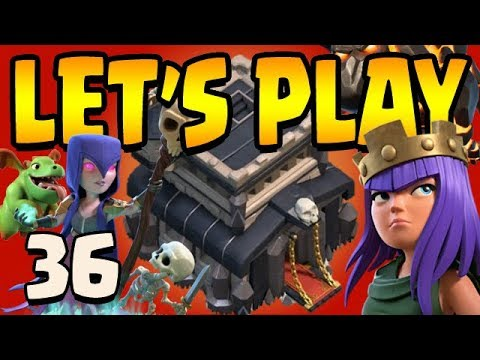 DUAL HEROES DOWN!  Let's Play TH9 Ep36 | Clash Of Clans