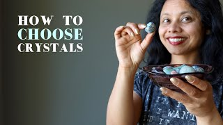Choose the Right Crystal Every Time @satincrystals