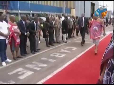 His Majesty King Mswati III Headed for Botswana and Lesotho
