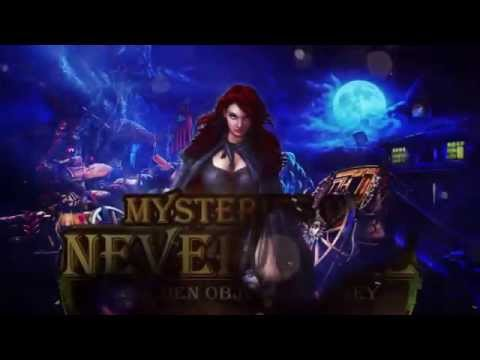 Mysteries of Neverville: Hidden Object Journey - a free-to-play Hidden Object Adventure game!