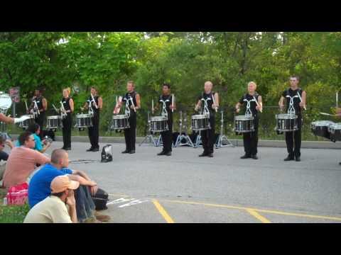 2010 Bluecoats Drumline HD