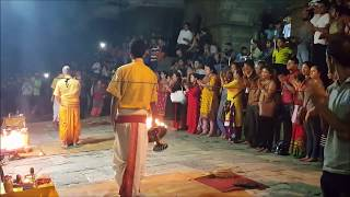पशुपतिनाथ आरती   Pashupati Arati   Pashupati Bagmati-Ganga Aarti Must Visit Places In Nepal  38