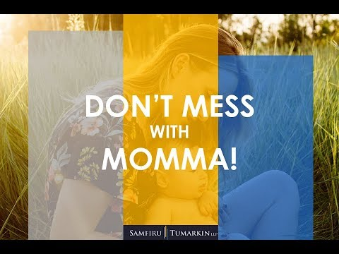 Pregnant Or On Maternity Leave? Don't Mess With Momma!