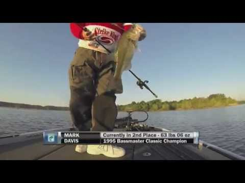 2014 Evan Williams Bourbon Bassmaster Elite at Toledo Bend