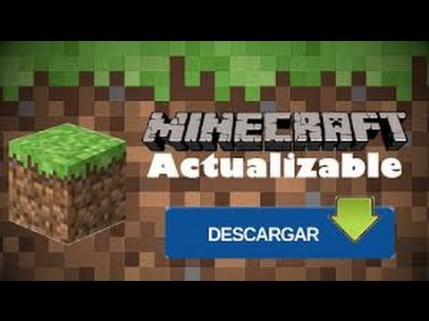 descargar minecraft actualizable todas las versiones windows 10