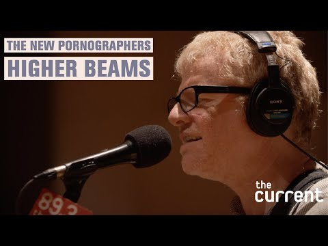 The New Pornographers - Higher Beams (Live at The Current) mp3