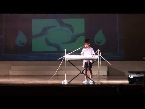 Arav's 2nd School Performance
