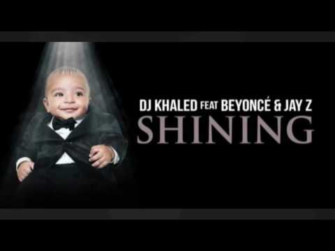 Shining [clean edit] - DJ Khaled feat. Beyonce and Jay Z