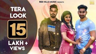 Tera Look | Raj Mawer | Vicky Siwani | Monika Chauhan | Latest Haryanvi Songs Haryanavi 2019