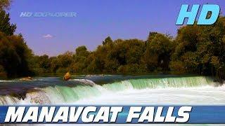Manavgat waterfalls (Turkey)