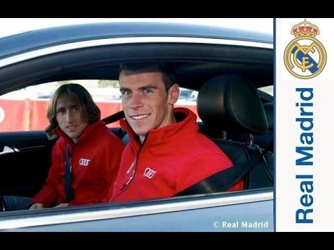 Real Madrid - Audi 2013 Event