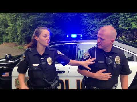 Granite Falls Police Department LipSync Challenge