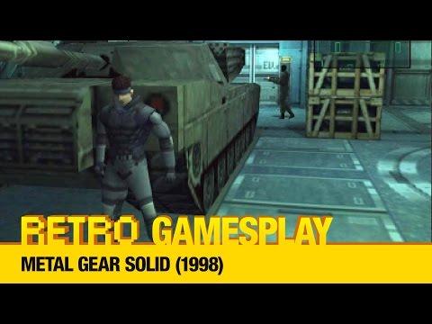 Retro GamesPlay: Metal Gear Solid (1998)