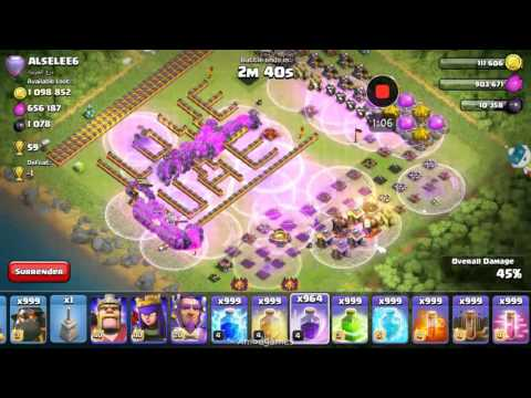 Clash Of Clans Sandbox Mod