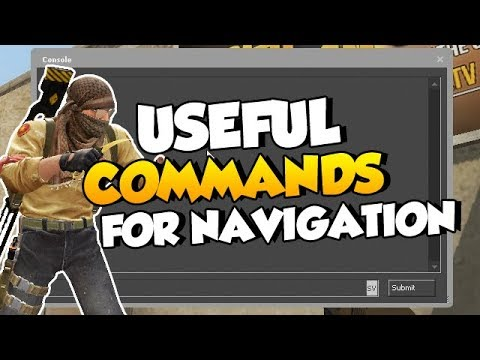 5 Tips/Commands for navigation in CS:GO