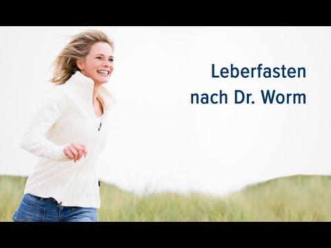 Leberfasten nach Dr  Worm