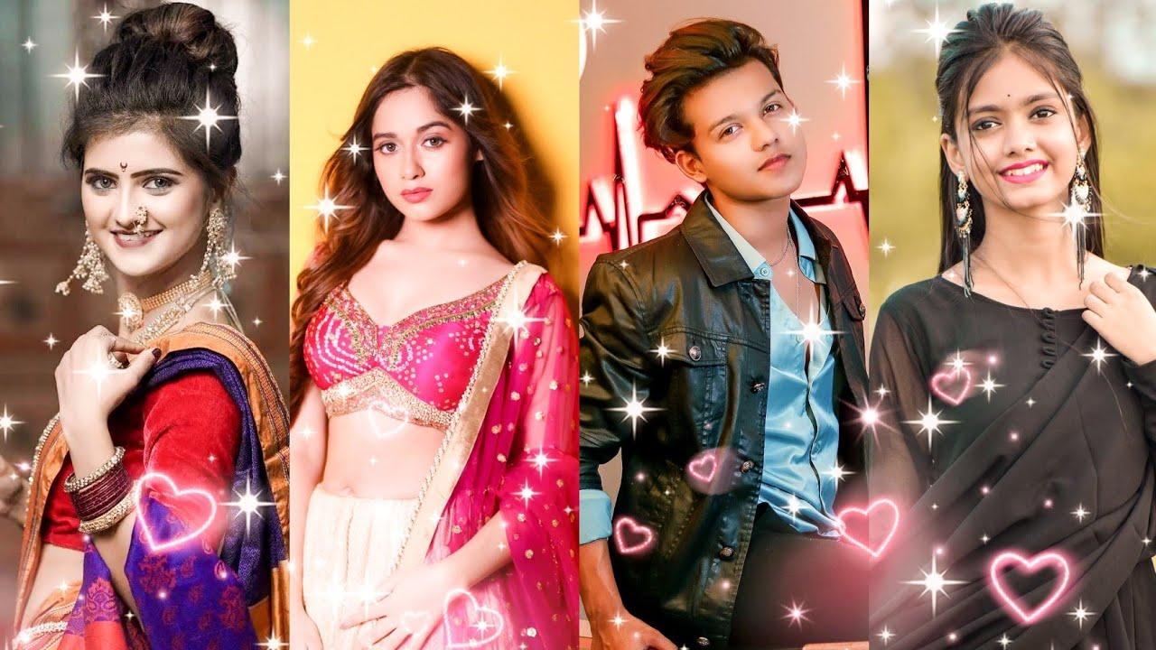 New Tiktok Funny & Attitude Videos Of Jannat Zubair, Mr. Faisu,Riyaz Aly, Arishfa Khan, Beauty K