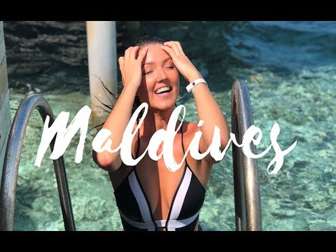 THE MALDIVES IN 24 HOURS | EMIRATES CABIN CREW