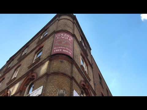 Marylebone - London Walk