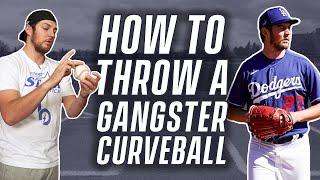How to Throw a Ganġster Curveball | Trevor Bauer X Marika Lyszczyk