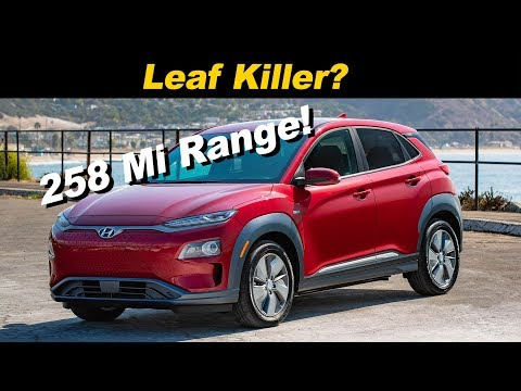 2019 /2020 Hyundai Kona EV | Game Over Leaf