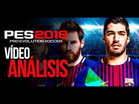 Pro Evolution Soccer 2018: Vídeo análisis