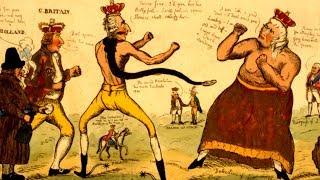 РЧВ 132 Екатерина II против английского короля: бокс и секс