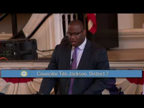 Boston City Council Meeting on August 2, 2017
