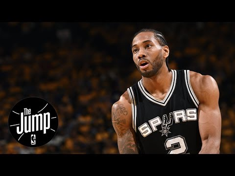 Kawhi Leonard out for Spurs' season opener | The Jump | ESPN
