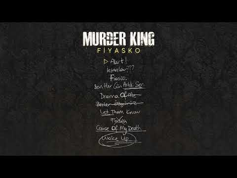 Murder King - Alert (Official Audio)