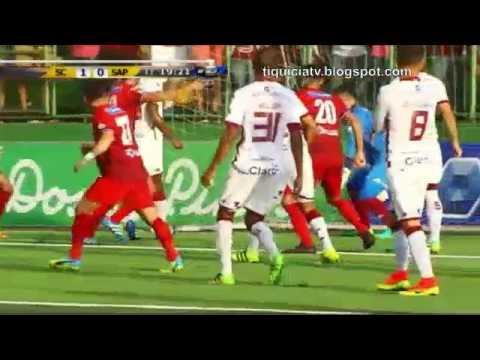 Final Verano 2014: Saprissa 1 LDA 0, CAMPEONATO #30 from YouTube · Duration:  4 minutes 36 seconds