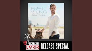 Brett Young Where You Want Me