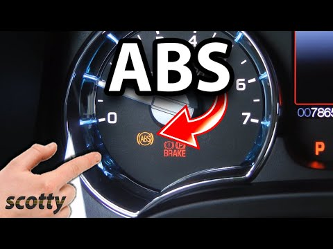 How to Fix ABS Problems in Your Car - Light Stays On