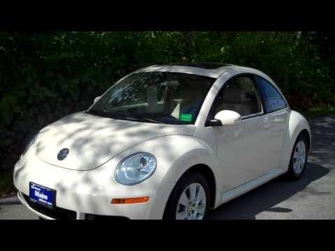 Best Price Used 2009 Volkswagen Beetle 2.5L Southern Maine Motors Saco Portland Bangor