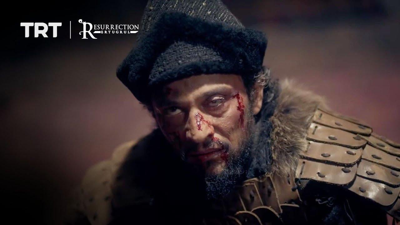 Kocabas accuses Ertugrul of murdering Tugtekin