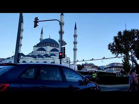 Driving Tour Keçiören to Kızılay Ankara Turkey