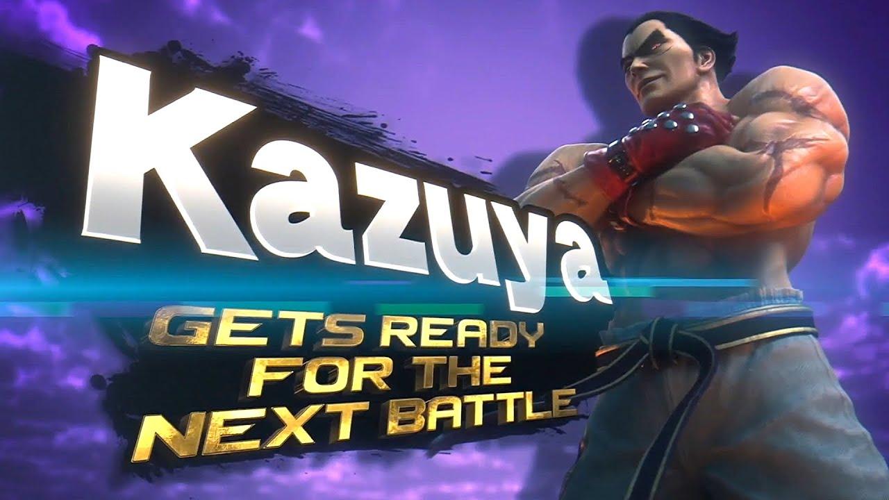 Kazuya is coming to Super Smash Bros Ultimate - Nintendo - Official ...
